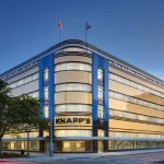 The Knapp's Centre: 1930's Art Moderne Icon Reinvented: from Mid-Century Modern Structures Symposium